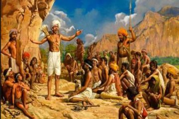Partition in tribal society
