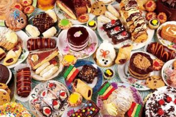 Too much sweet food can cause depression