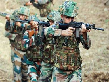 सेना विविधता में एकता का एक उदाहरण