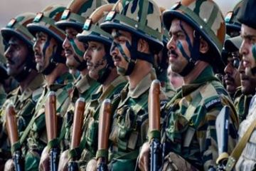 Army is an example of unity in diversity
