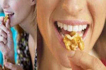 Eating walnuts will keep women healthy in old age